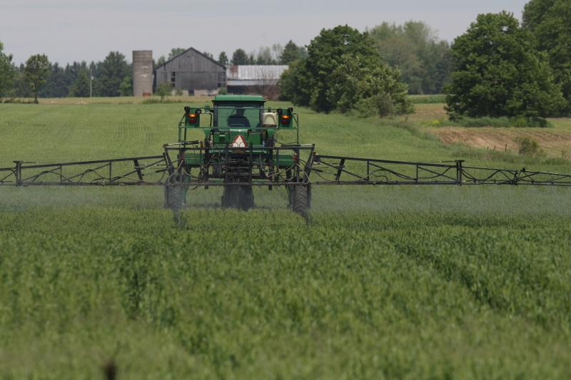 Farm Field Photo